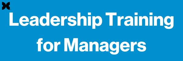 Leadership Training for Managers Header
