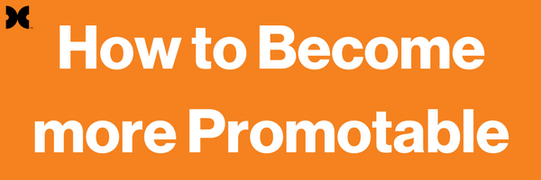 How to Become more Promotable Header