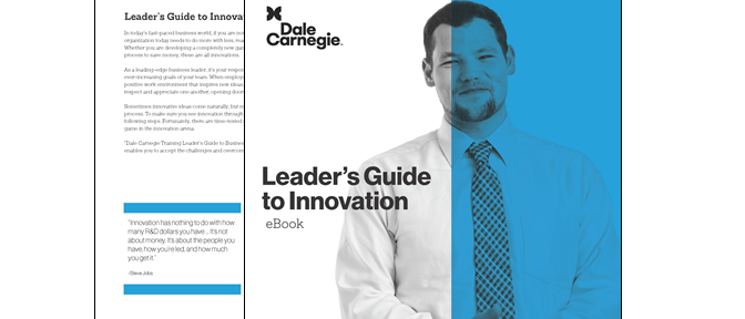 leaders guide to innovation