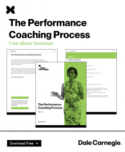 The Performance Coaching Process