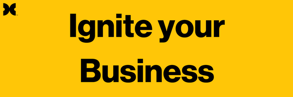 Ignite your Business Header