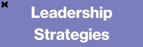 Leadership Strategies Header