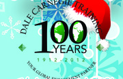 Dale Carnegie - 100 Years - Holiday Wish