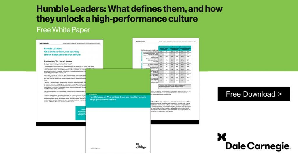 Download Humble Leaders White Paper